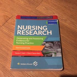 Other - Nursing Research Polit & Beck